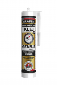 GRAFEN PROFESSIONAL Klej Genius Glue, poj. 290ML